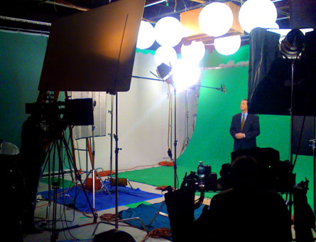 Production Stage - Video Studio Rental